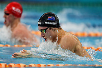 Bradlee Ashby in action during the Swimming New Zealand Short Course Championships,Owen G Glenn National Aquatic Centre, Auckland, New Zealand, Tuesday 3 October 2017. Photo: Simon Watts/www.bwmedia.co.nz