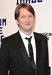 Tom Hooper attending The Museum of Moving Image salutes Hugh Jackman at Cipriani Wall Street in New York on December 11, 2012