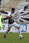 Elversbergs Moritz Koch  <br /> <br />  beim Spiel in der Regionalliga, SV Elversberg &ndash;  1. FSV Mainz 05 II.<br /> <br /> Foto &copy; PIX-Sportfotos *** Foto ist honorarpflichtig! *** Auf Anfrage in hoeherer Qualitaet/Aufloesung. Belegexemplar erbeten. Veroeffentlichung ausschliesslich fuer journalistisch-publizistische Zwecke. For editorial use only.