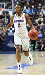 UNCASVILLE, CONNECTICUT -MAR 06: , UCONN ladies defeated USF 70-54 in the finals of the AAC tournament on March 6, 2018 in Uncasville, Connecticut. ( Photo by D. Heary/Eclipse Sportswire/Getty Images)