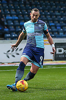 Paul Hayes of Wycombe Wanderers during the Sky Bet League 2 match between Wycombe Wanderers and Morecambe at Adams Park, High Wycombe, England on 12 November 2016. Photo by David Horn.