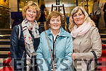 Christina Leane, Ballyheigue celebrates a birthday with friends at the rose Hotel on Saturday Pictured Ann O'Donnell, Christina Leane, Geraldine Slattery