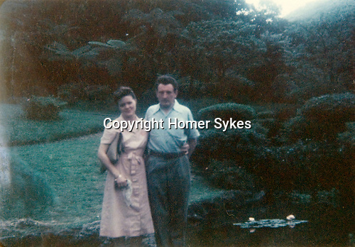 Helen Elsie Grimmitt - Sykes and Homer Warwick Sykes.Shanghai China 1948.