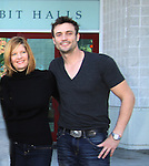 Soapstar Spectacular starring  Michelle Stafford, Daniel Goddard  on November 20, 2010 at the Myrtle Beach Convention Center, Myrtle Beach, South Carolina  (Photo by Sue Coflin/Max Photos)