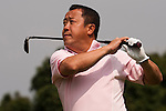 Eric Tsang during the Mission Hills Start Trophy at the Mission Hills Golf Resort on October 31, 2010 in Haikou, China. The Mission Hills Star Trophy is Asia's leading leisure liflestyle event and features Hollywood celebrities and international golf stars. Photo by Victor Fraile