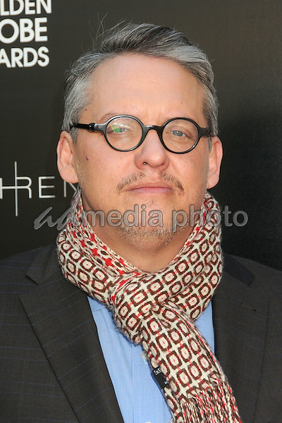 8 January 2016 - West Hollywood, California - Adam McKay. 1st Annual Art for Amnesty Pre-Golden Globes Brunch held at Chateau Marmont. Photo Credit: Byron Purvis/AdMedia