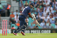 Varun Chopra in batting action for Essex during Surrey vs Essex Eagles, Vitality Blast T20 Cricket at the Kia Oval on 12th July 2018