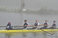 008 RDG ..Reading Rowing Club Small Boats Head 2011. Tilehurst to Caversham 3,300m downstream. Sunday 16.10.2011