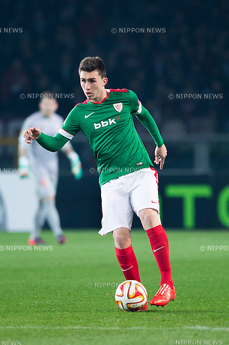 Aymeric Laporte (Bilbao), FEBRUARY 19, 2015 - Football / Soccer : UEFA Europa League, round of 32 first leg match between Torino FC 2-2 Athletic Club Bilbao at Stadio Olimpico di Torino in Turin, Italy. (Photo by Maurizio Borsari/AFLO)