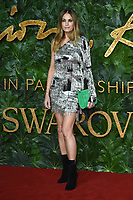 Yasmin Le Bon<br /> arriving for The Fashion Awards 2018 at the Royal Albert Hall, London<br /> <br /> ©Ash Knotek  D3466  10/12/2018