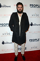 LOS ANGELES, CA - NOVEMBER 13: Nick Thune at People You May Know at The Pacific Theatre at The Grove in Los Angeles, California on November 13, 2017. Credit: David Edwards/MediaPunch