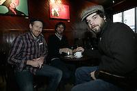Montreal (QC) CANADA -  Nov.  2010 File Photo - Les Batteux Slaques