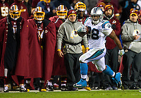 Photography coverage of the Carolina Panthers v. the Washington Redskins at FedExField in Landover, MD.<br /> <br /> Charlotte Photographer - PatrickSchneiderPhoto.com