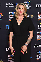 Kelly Smith arriving for the BT Sport Industry Awards 2018 at the Battersea Evolution, London, UK. <br /> 26 April  2018<br /> Picture: Steve Vas/Featureflash/SilverHub 0208 004 5359 sales@silverhubmedia.com
