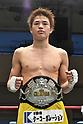 Boxing: Super featherweight title bout at Korakuen Hall