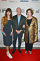 FORT LAUDERDALE, FL - NOVEMBER 12: Sylvia Hartman, Foster Hirsch and actress Diane Baker receive the FLIFF 2019 Florida Lifetime Achievement Award during the 34th annual Fort Lauderdale Film ?Festival at Savor Cinema on November 12, 2019 in Fort Lauderdale, Florida.  .  ( Photo by Johnny Louis / jlnphotography.com )