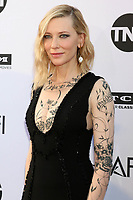 HOLLYWOOD, CA - JUNE 7: Cate Blanchett at the American Film Institute Lifetime Achievement Award Honoring George Clooney at the Dolby Theater in Hollywood, California on June 7, 2018. <br /> CAP/MPI/DE<br /> &copy;DE//MPI/Capital Pictures