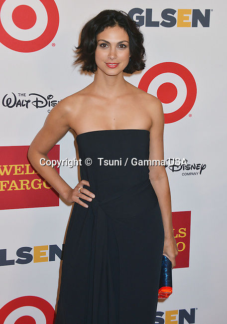 Morena Baccarin 168 at the GLSEN Respect Awards 2014 At the Regent Beverly Hotel in Los Angeles.