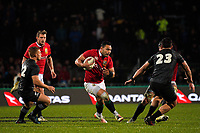 Ben Te'o in action during the 2017 DHL Lions Series rugby union match between the NZ Maori and British & Irish Lions at Rotorua International Stadium in Rotorua, New Zealand on Saturday, 17 June 2017. Photo: Dave Lintott / lintottphoto.co.nz