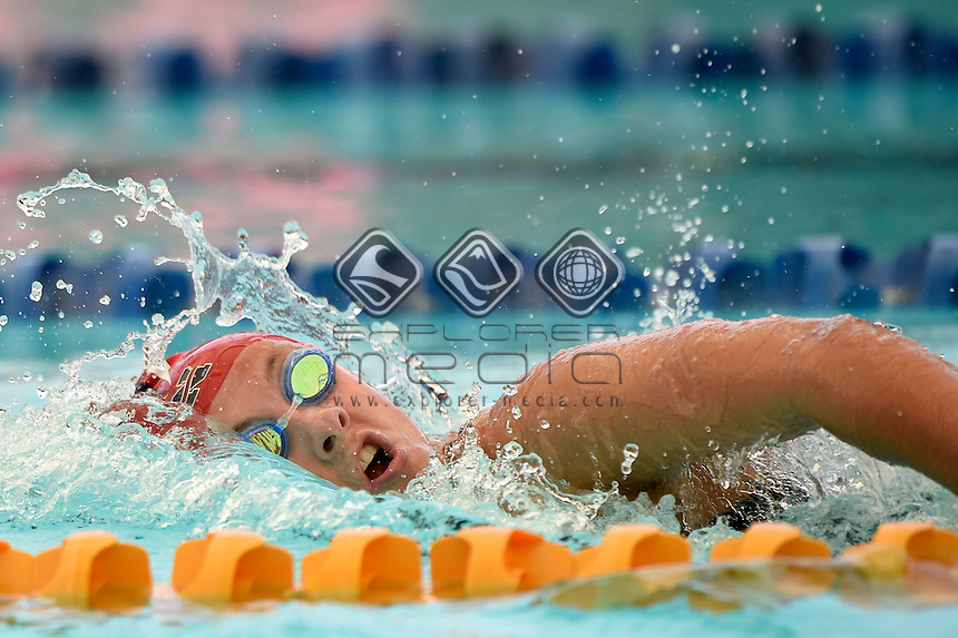 Day 3 Heats / Madeline_Staphan<br /> 2017 Victorian Age Championships <br /> Swimming Victoria / MSAC Outdoor Pool <br /> Melbourne Vic Monday 12 December 2016<br /> &copy; Sport the library / Jeff Crow