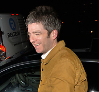 Noel Gallagher attending Rolling Stone Mick Jagger's Christmas party in London, UK.<br /> <br /> DECEMBER 13th 2018. Credit: Matrix/MediaPunch ***FOR USA ONLY***<br /> <br /> REF: LTN 184623