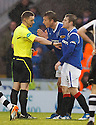 RANGERS'  DORIN GOIAN PLEADS NOT TO BE SENT OFF