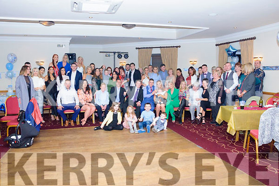 Mum and Dad Kayleigh Muntzer and John Leen of Tralee celebrated the Christening of their adorable son Jamie with friends and family at Kerins O'Rahillys GAA Club last Saturday night. Jamie was Christened at St. John's Church here in Tralee.