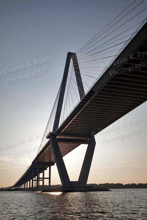 Arthur Ravenel Jr Bridge Charleston SC cooper river south carolina