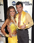 "Audrina Patridge and Tony Dovolani  at Dancing with the Stars ""Season 11 Premiere"" at CBS on September 20, 2010 in Los Angeles, California on September 20,2010                                                                               © 2010 Hollywood Press Agency"