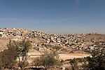 Israel, Jerusalem, The Palestinian villages Umm Tuba and Tsur Baher northeast of Har Khoma neighborhood<br />