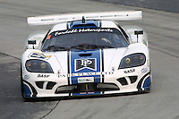 The #5   Saleen 1S9AD11E21B551004/Ford  of Chris Bingham and Ron Johnson in action, 6 Hours of the Glen Grand-Am Rolex Series race, Watkins Glen International Raceway, Watkins Glen NY, May 19, 2001. (Photo by Brian Cleary/www.bcpix.com)