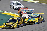SÃO PAULO, SP 09.12.2018 - STOCK CAR - Ultima etapa da Stock Car Brasil 2018 realizada no autódromo de Interlagos em São Paulo, na manhã deste domingo, 9. (Foto: Levi Bianco/Brazil Photo Press)