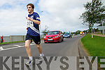 Francie Breen pictured at the Rose of Tralee International 10k Race in Tralee on Sunday.