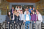 CHRISTMAS FUN: The staff of Beru, Tralee enjoying great fun at their Christmas party at the Carlton hotel, Tralee on Saturday.