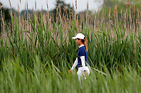 Xiyu Lin (China) walks the third hole during the final round of the ShopRite LPGA Classic presented by Acer, Seaview Bay Club, Galloway, New Jersey, USA. 6/10/18.<br /> Picture: Golffile | Brian Spurlock<br /> <br /> <br /> All photo usage must carry mandatory copyright credit (&copy; Golffile | Brian Spurlock)