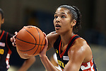 05 January 2014: Maryland's Alyssa Thomas. The University of North Carolina Tar Heels played the University of Maryland Terrapins in an NCAA Division I women's basketball game at Carmichael Arena in Chapel Hill, North Carolina. Maryland won the game 79-70.