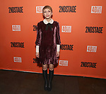 "Tavi Gevinson attends the After Party for the Second Stage Production of ""Days Of Rage"" at Churrascaria Platforma on October 30, 2018 in New York City."