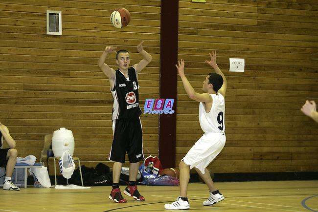 England Basketball League Boys U16 Saturday 6th Feb 2010 VENUE: South East Essex College