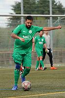 Serhat Suemer (SG DJK Eintracht Ruesselsheim) - 06.09.2020: Spiel der Woche - TSG Worfelden vs. SG DJK Eintracht Rüsselsheim, B-Liga
