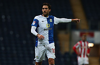 Blackburn Rovers' Danny Graham <br /> <br /> Photographer /Rachel HolbornCameraSport<br /> <br /> The EFL Checkatrade Trophy - Blackburn Rovers v Stoke City U23s - Tuesday 29th August 2017 - Ewood Park - Blackburn<br />  <br /> World Copyright &copy; 2018 CameraSport. All rights reserved. 43 Linden Ave. Countesthorpe. Leicester. England. LE8 5PG - Tel: +44 (0) 116 277 4147 - admin@camerasport.com - www.camerasport.com