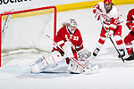 2011-12 NCAA Women's Hockey: Boston at Wisconsin