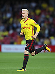 Watford's Will Hughes in action during the Carabao cup match at Vicarage Road Stadium, Watford. Picture date 22nd August 2017. Picture credit should read: David Klein/Sportimage