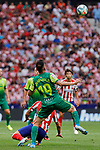 Charles Dias de Oliveira of SD Eibar in action during La Liga match between Atletico de Madrid and SD Eibar at Wanda Metropolitano Stadium in Madrid, Spain.September 01, 2019. (ALTERPHOTOS/A. Perez Meca)