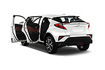 Car images of 2019 Toyota C-HR Limited Door SUV Doors