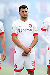 26 March 2016: Toluca's Enrique Triverio (ARG). The Carolina RailHawks of the North American Soccer League hosted Deportivo Toluca Futbol Club of LigaMX at WakeMed Stadium in Cary, North Carolina in an international friendly club soccer match. Toluca won the game 3-0.