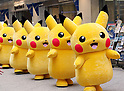 Great Pikachu Outbreak in Yokohama