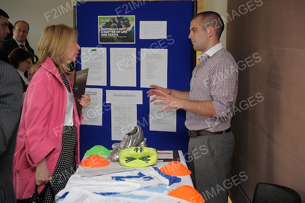 26.5.10 Business Enterprise Event.Liverpool Hope University Capstone.Photos by Alan Edwards