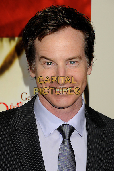 "Rob Huebel.""The Descendants"" Los Angeles Premiere held at the AMPAS Samuel Goldwyn Theater, Beverly Hills, California, USA, 15th November 2011..portrait headshot smiling blue tie shirt .CAP/ADM/BP.©Byron Purvis/AdMedia/Capital Pictures."