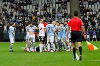 SÃO PAULO, SP, 25.07.2019: FUTEBOL-CORINTHIANS - Partida entre Corinthians e Montevideo Wanderers, do Uruguai, no primeiro jogo das oitavas de final da Copa Sul-Americana 2019 - Arena Corinthians, nesta quinta-feira (25). (Foto: Maycon Soldan/Código19)