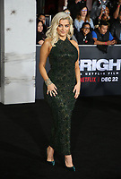 WESTWOOD, CA - DECEMBER 13: Bebe Rexha, at Premiere Of Netflix's 'Bright' at The Regency Village Theatre, In Hollywood, California on December 13, 2017. Credit: Faye Sadou/MediaPunch /NortePhoto.com NORTEPHOTOMEXICO